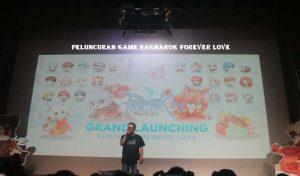 Peluncuran Game Ragnarok Forever Love