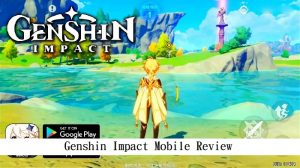 Review Genshin Impact Mobile